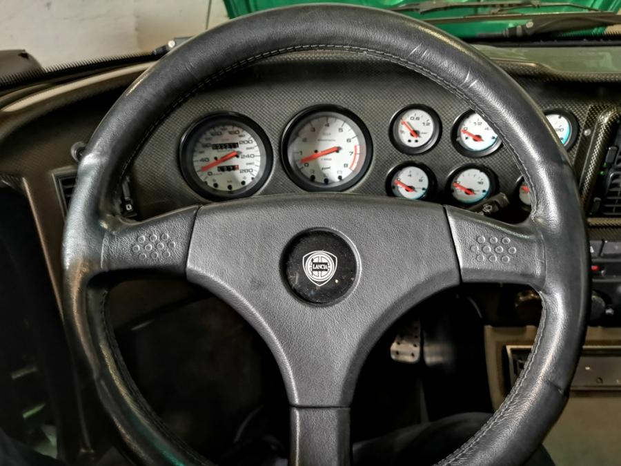 1992 Lancia Hyena Zagato wheel