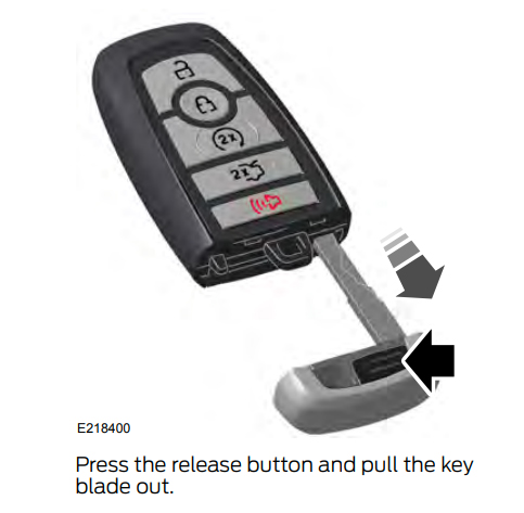 key fob manual