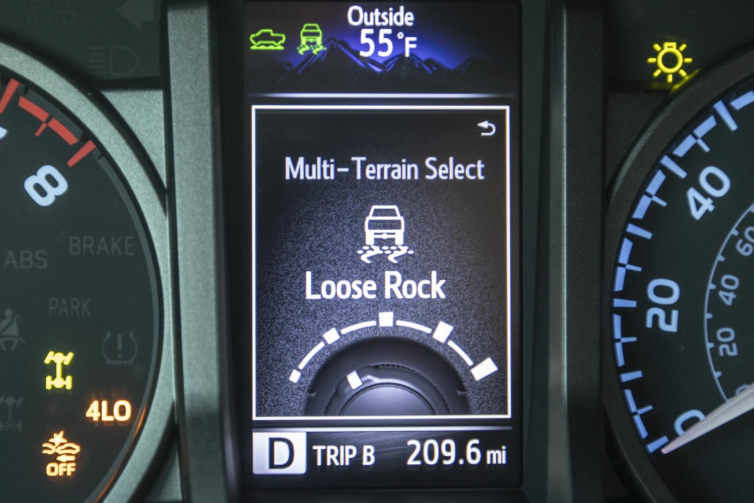 2020 Toyota Tacoma TRD multi terrain