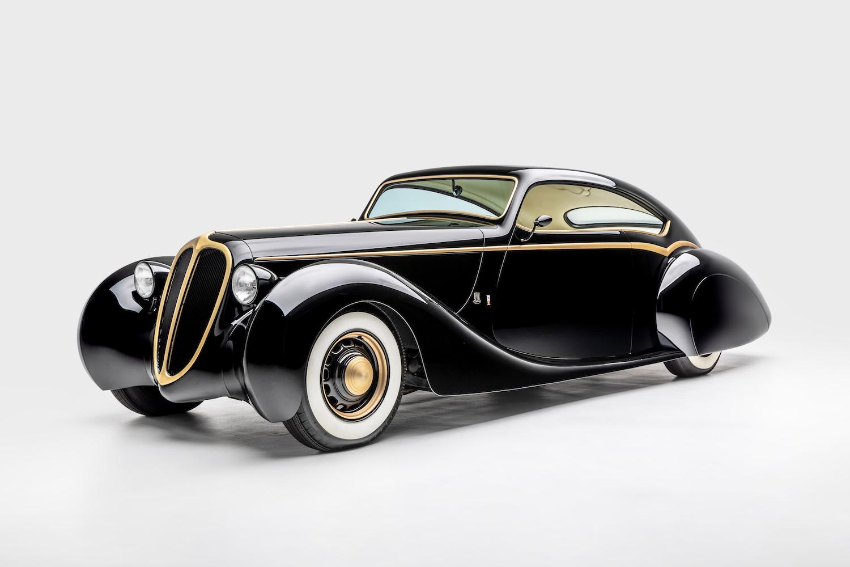 custom 1948 jaguar james hetfield collection