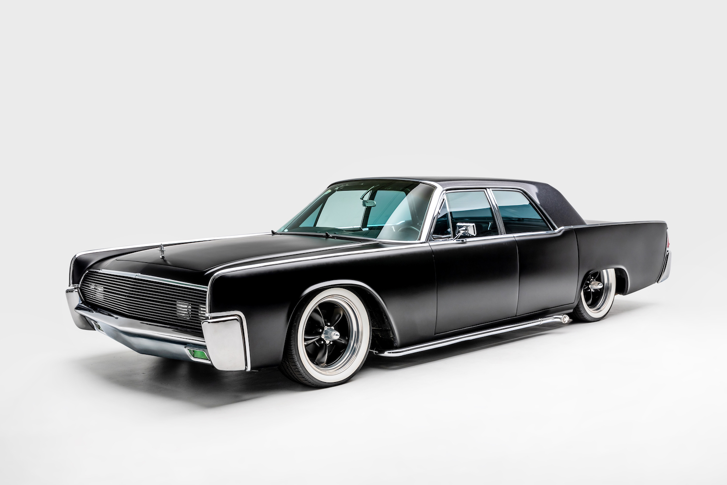 custom 1961 Lincoln Continental james hetfield collection