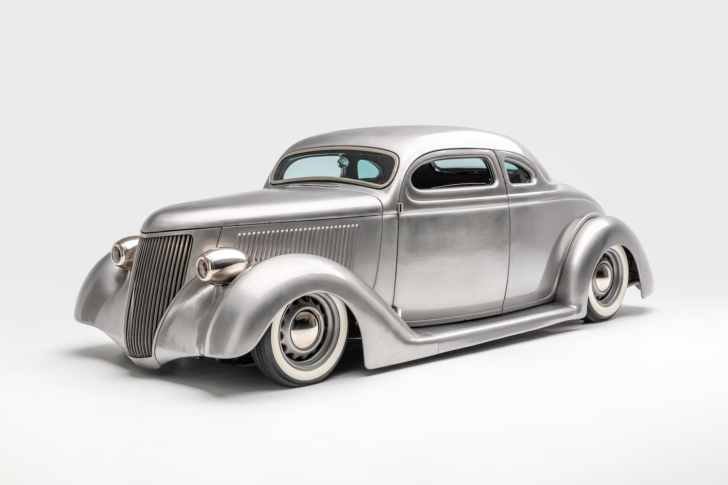 custom 1936 Ford james hetfield collection