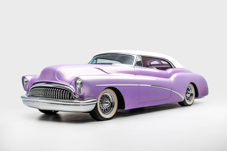 custom 1953 Buick Skylark james hetfield collection