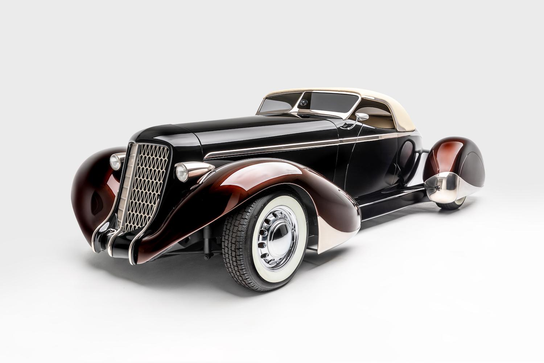 custom 1936 Auburn james hetfield collection