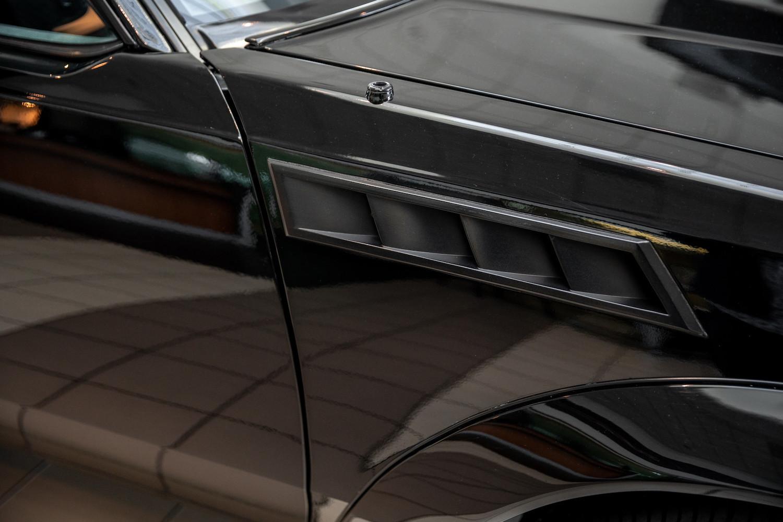 1987 Buick GNX panel vent close-up