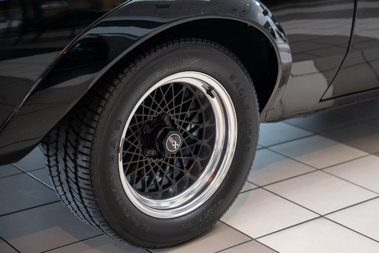1987 Buick GNX wheel