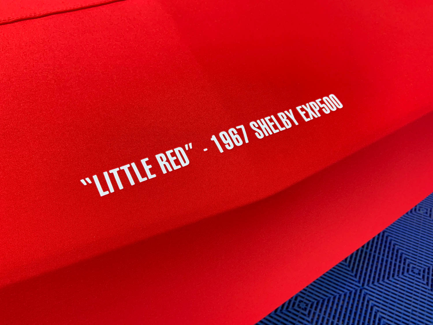 Little Red unveiled