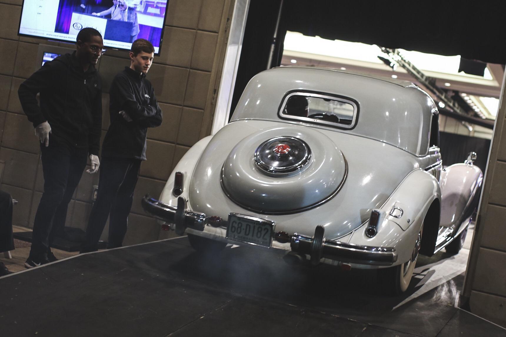 1937 Mercedes-Benz 540 K RM sale