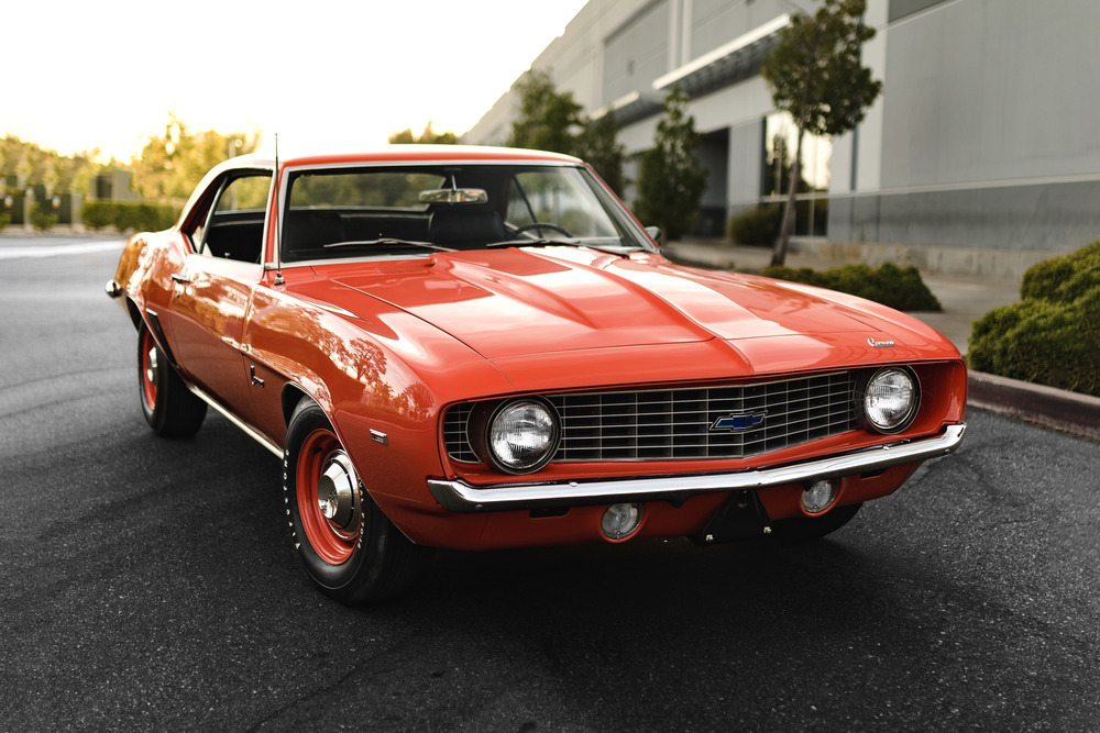 10 Things We Didn't Know About The Chevy Camaro Muscle Car