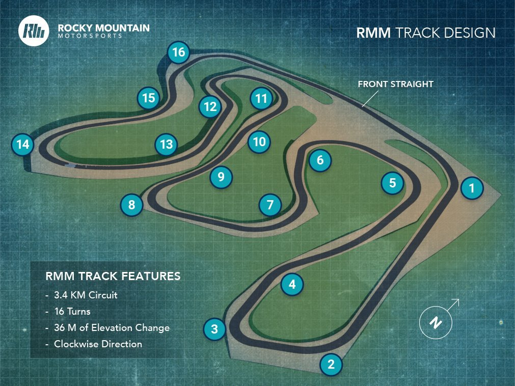 Canada's Rocky Mountain Motorsport Park, designed by F1 track guru Tilke, set to open in 2020