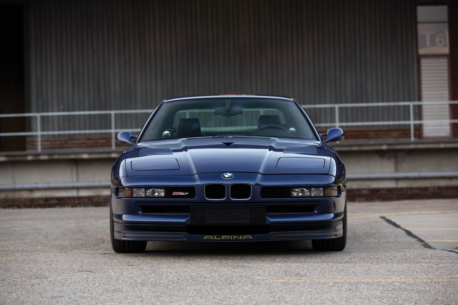 This Alpina B12 may just be the best classic BMW 8 Series money can buy