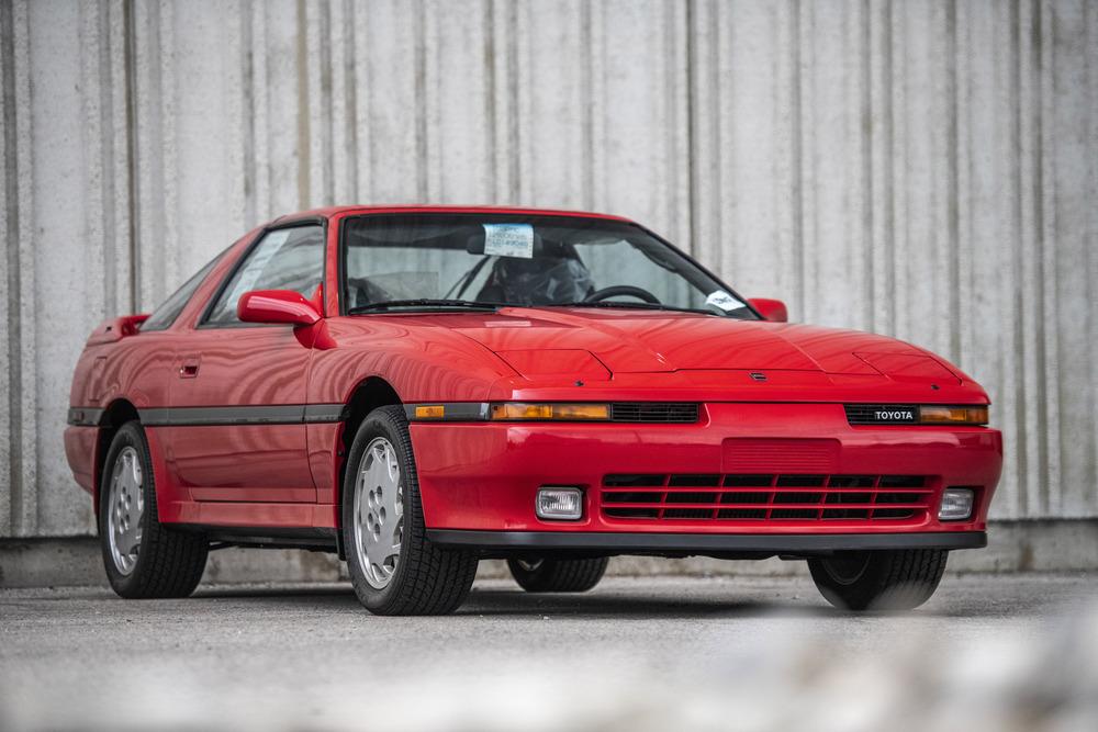 1990 Toyota Supra Turbo Targa