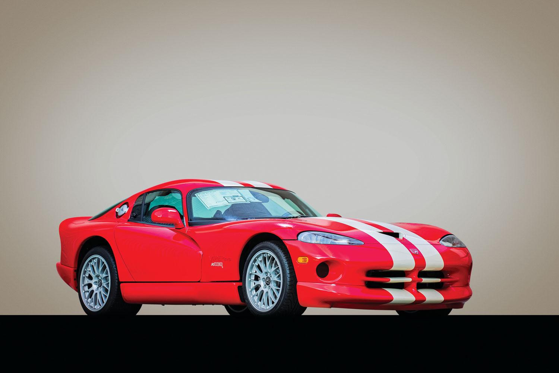 2002 Dodge Viper GTS ACR Final Edition