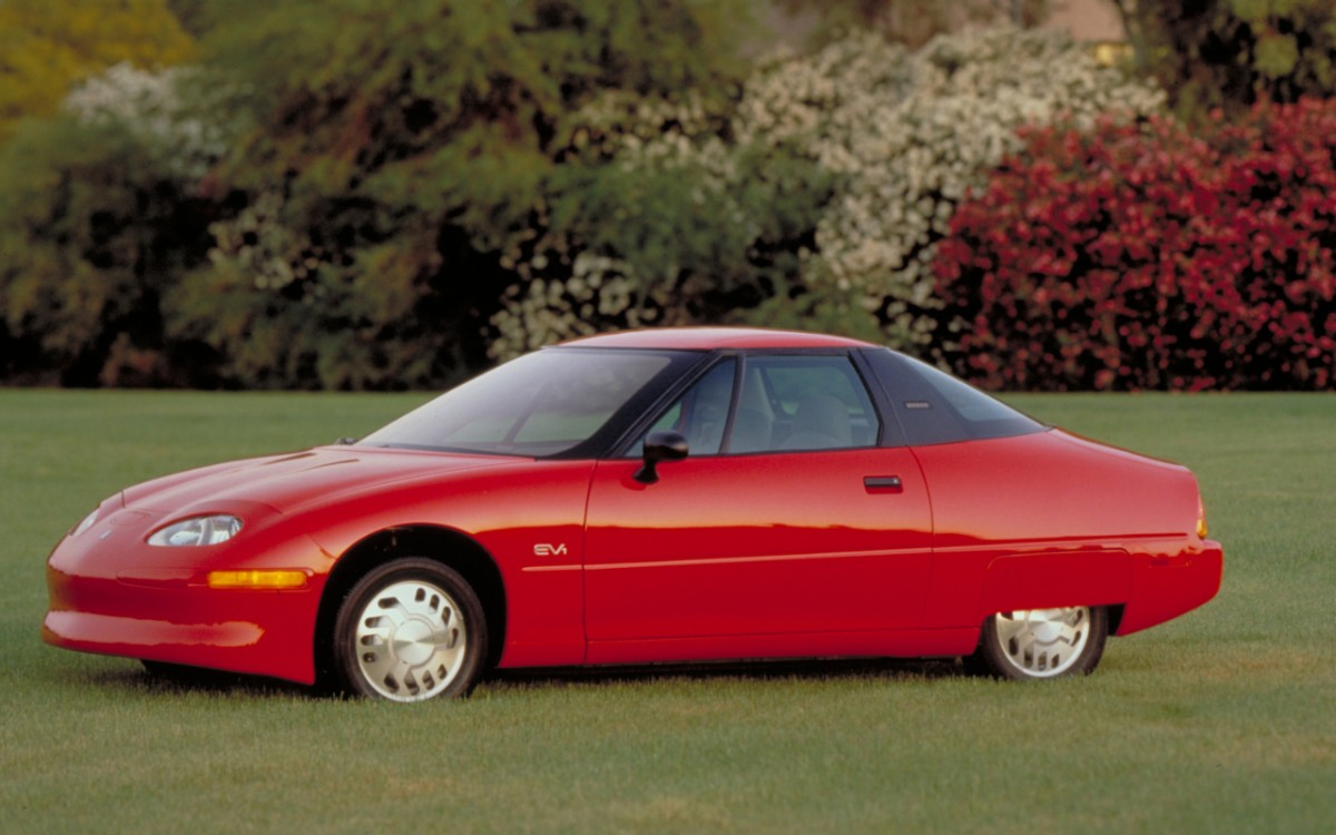 The EV1 may have been first, but its demise launched Tesla