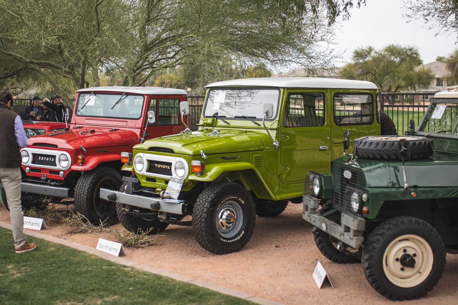Bonhams Scottsdale sale