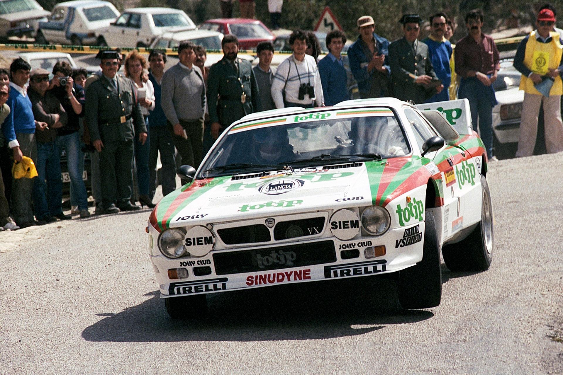 1984 lancia 037 rally evo 2 group b