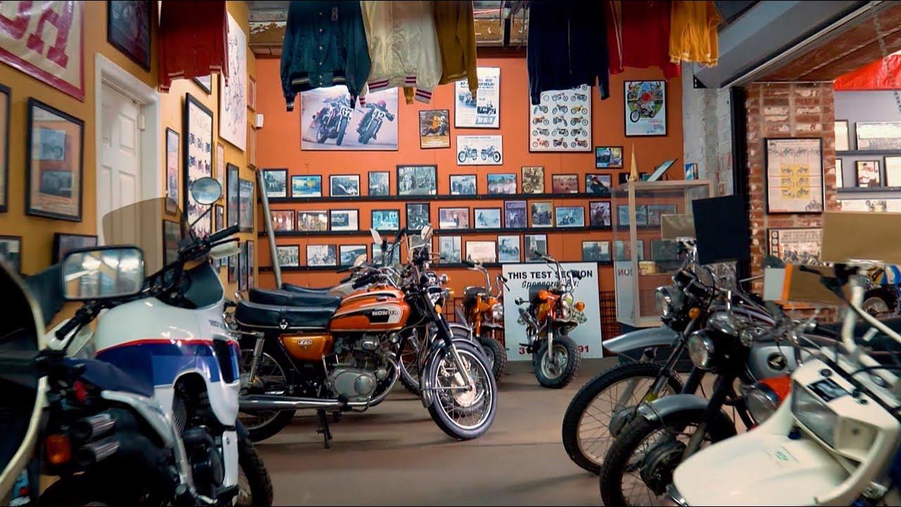 Peek inside Honda history with this (digital) museum tour thumbnail