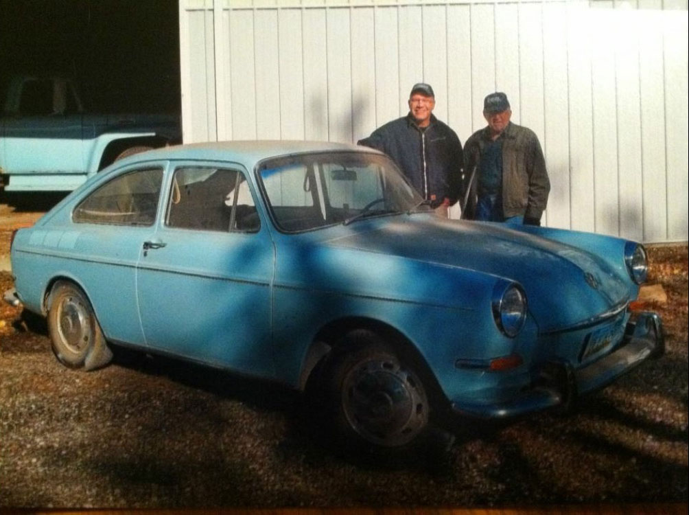 Lynn Pfenning thought about his dad's old Type 3 for nearly 40 years before he was finally able to buy it.