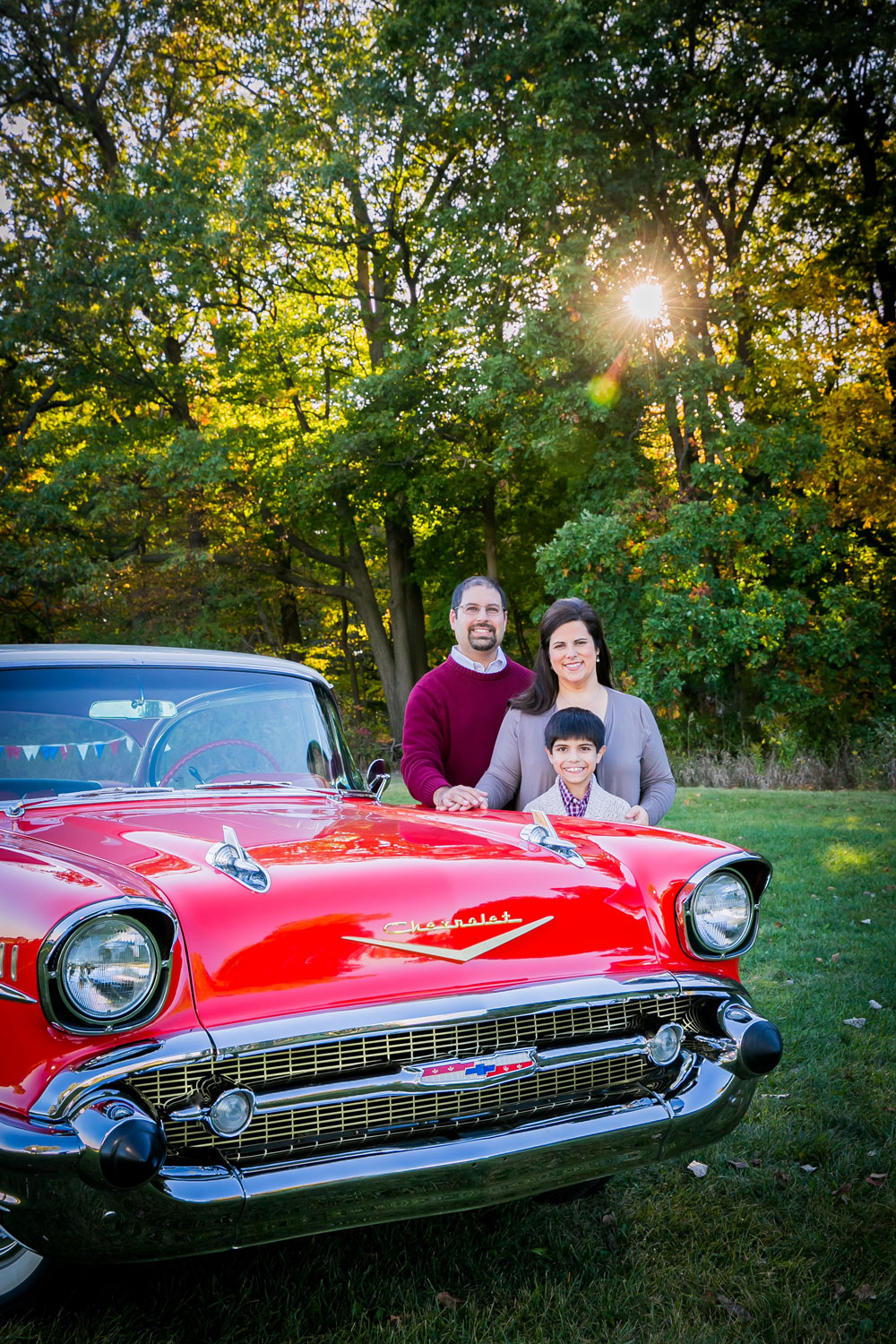 Ryan Gertner spent his whole life on the trail of a red '57 Chevy to call his own. His find is everything he'd hoped it would be.