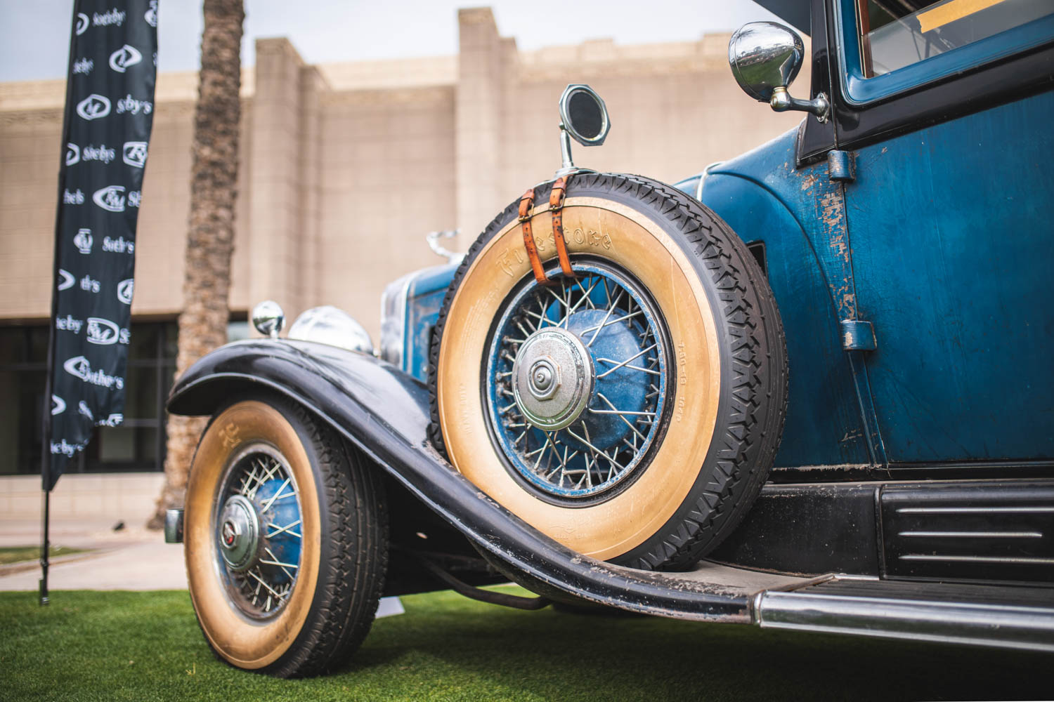 1931 Cadillac V-16 by Fleetwood