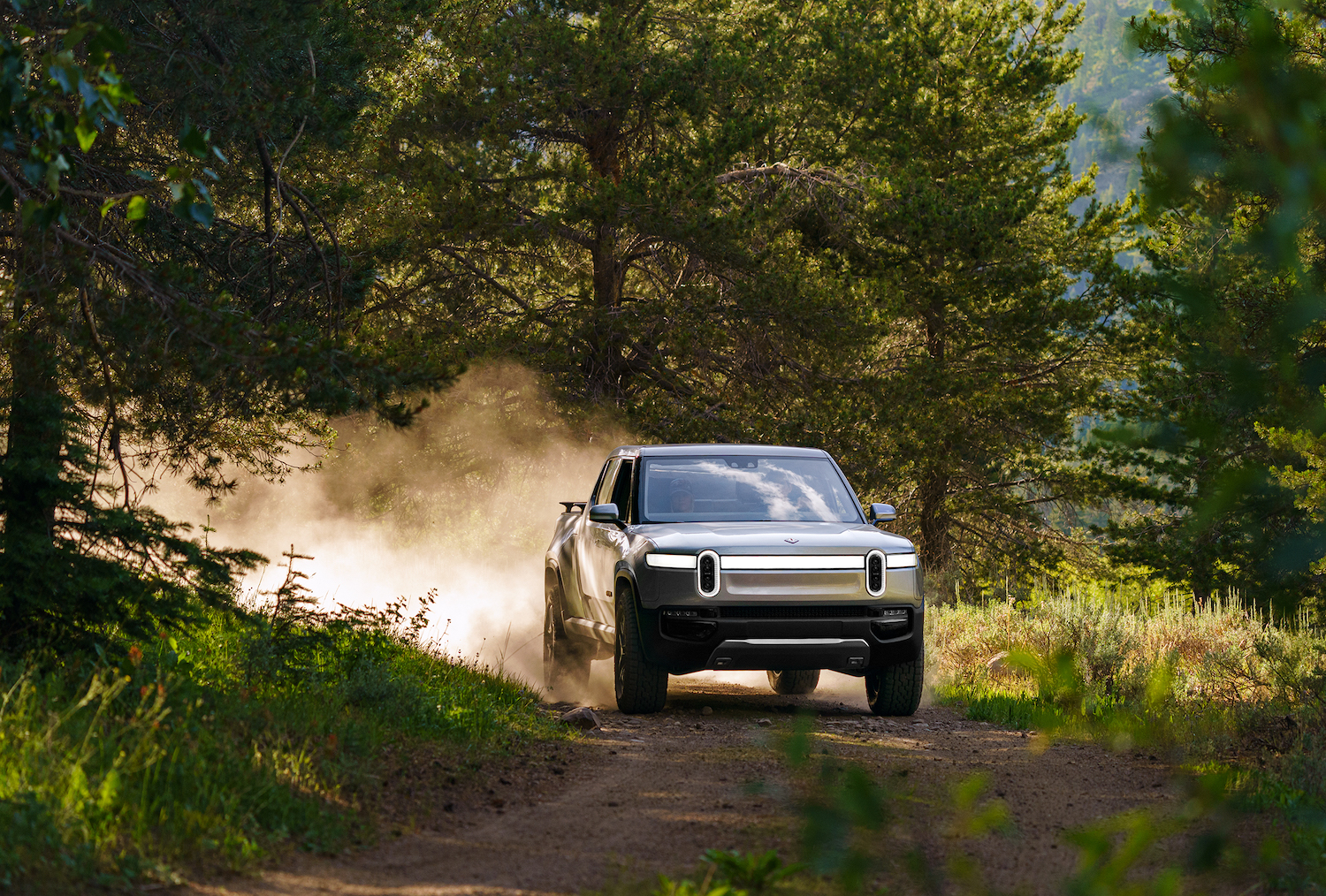 Rivian electric vehicles will be more affordable than first announced