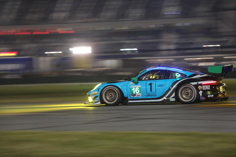 2020 Rolex 24 Daytona Porsche number 16