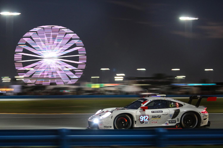 2020 Rolex 24 Daytona Porsche RSR