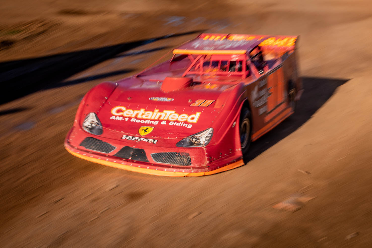 Dirt track racing is the perfect antidote to auction exhaustion thumbnail