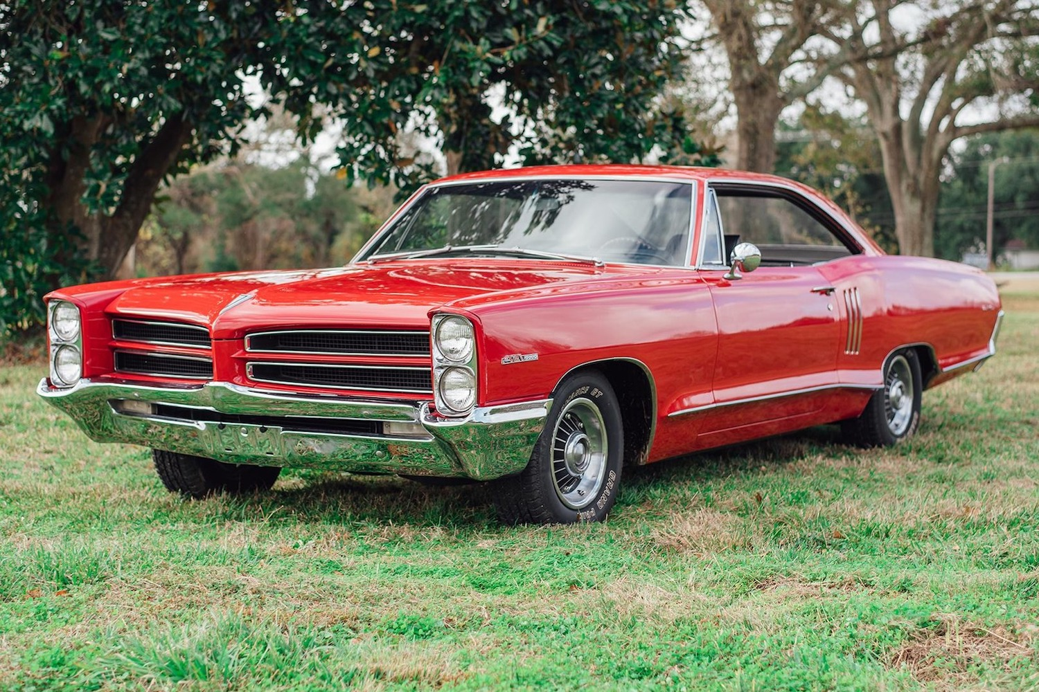 This 1966 Pontiac Catalina 2+2 is full-size muscle on the cheap thumbnail
