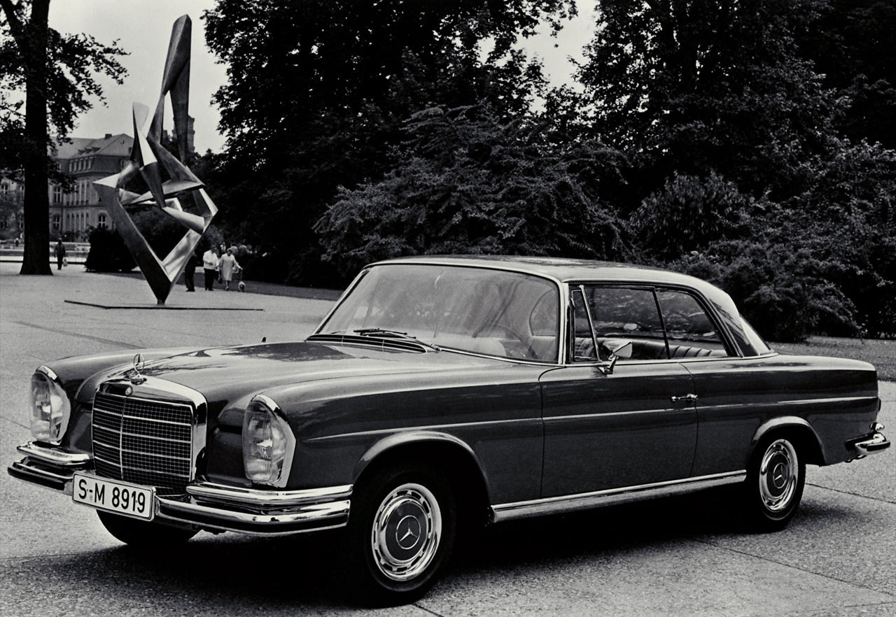 1969 Mercedes-Benz 280 SE 3.5 Coupe