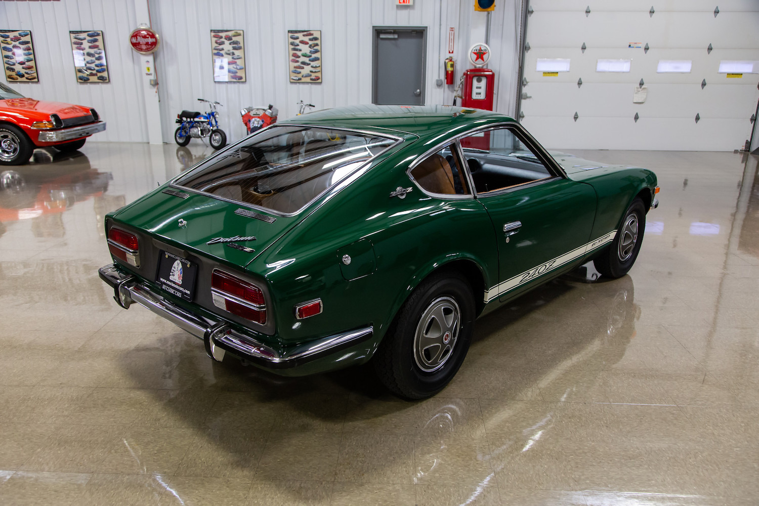 1971 Datsun 240Z Series I rear three-quarter