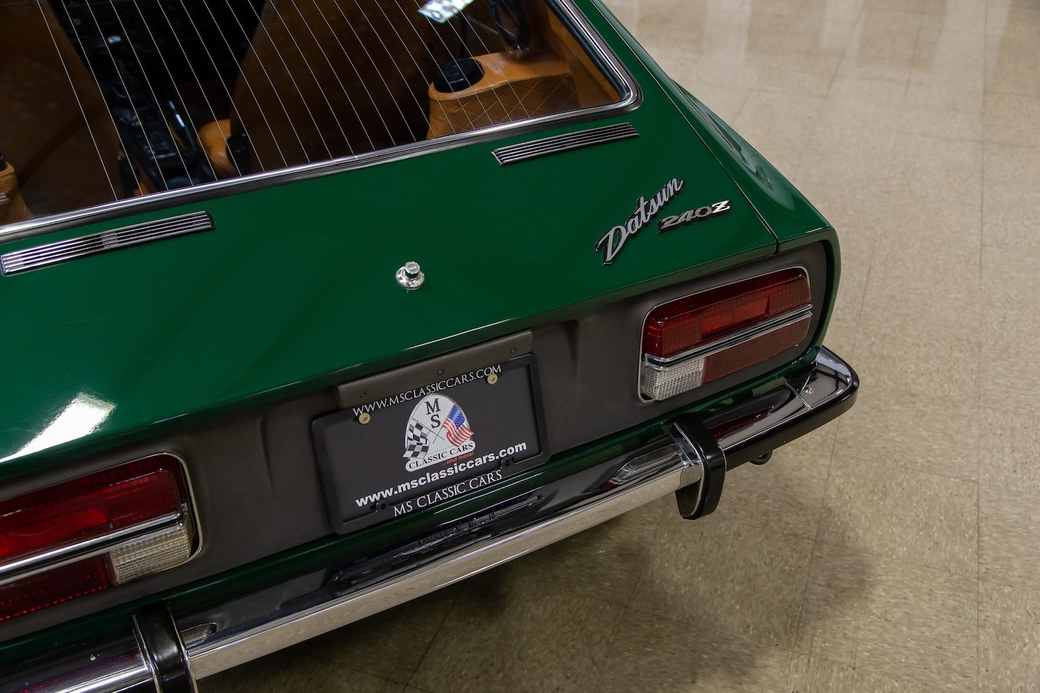 1971 Datsun 240Z Series I rear taillight