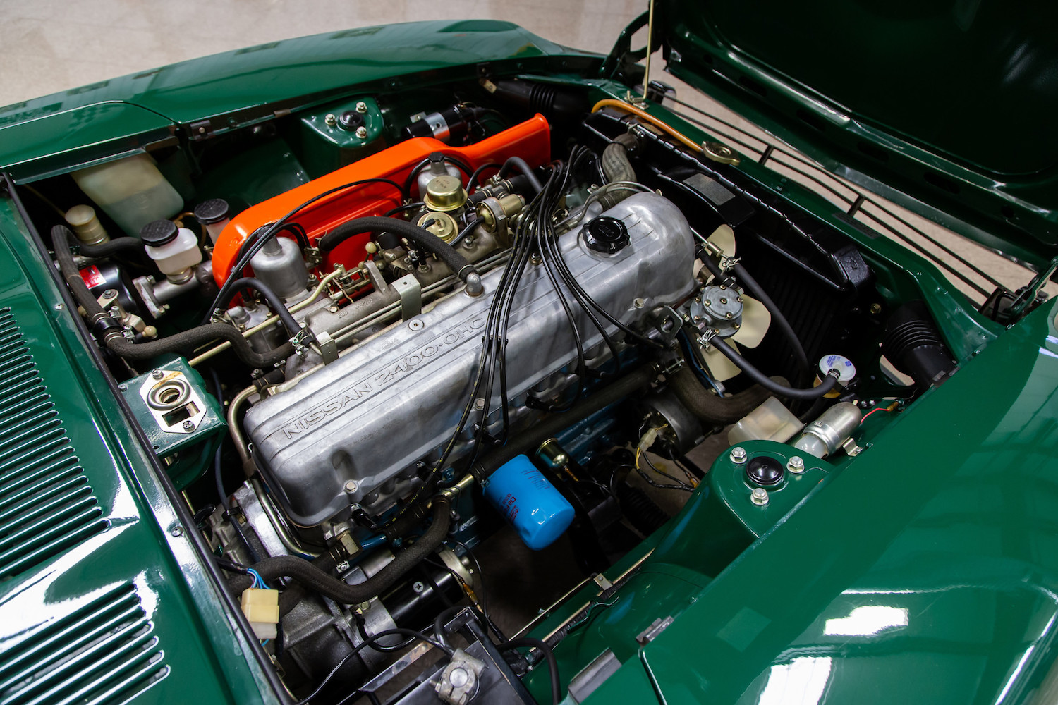 1971 Datsun 240Z Series I engine