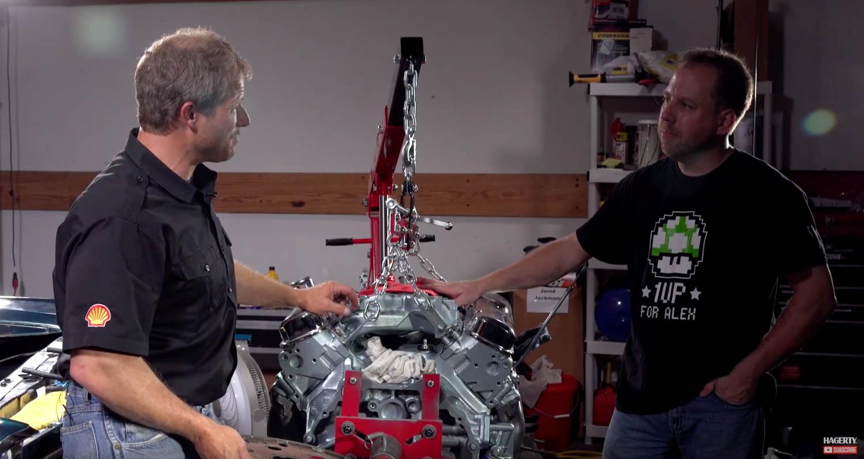 Chris Gebhardt's Pontiac GTO