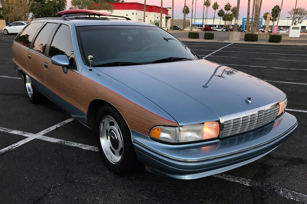 1993 Chevrolet Caprice Classic Wagon