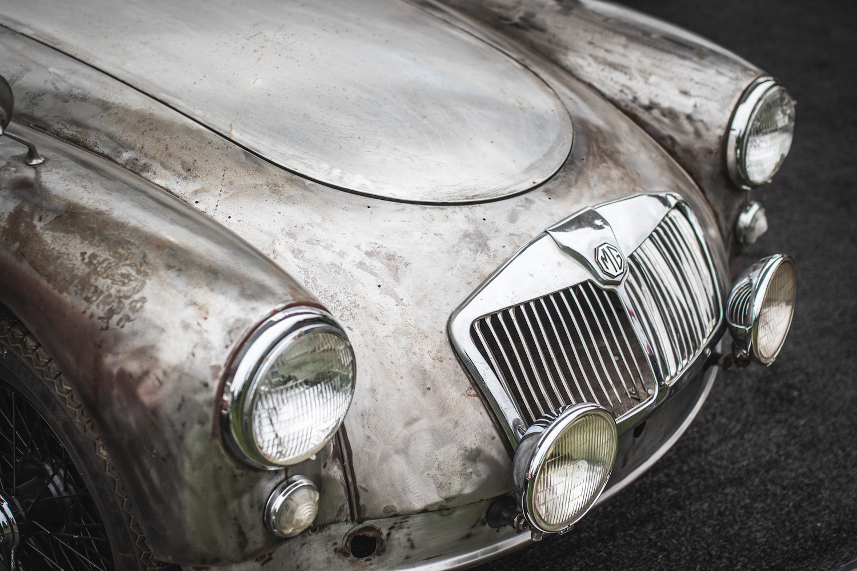 1958 MGA 1500 Roadster