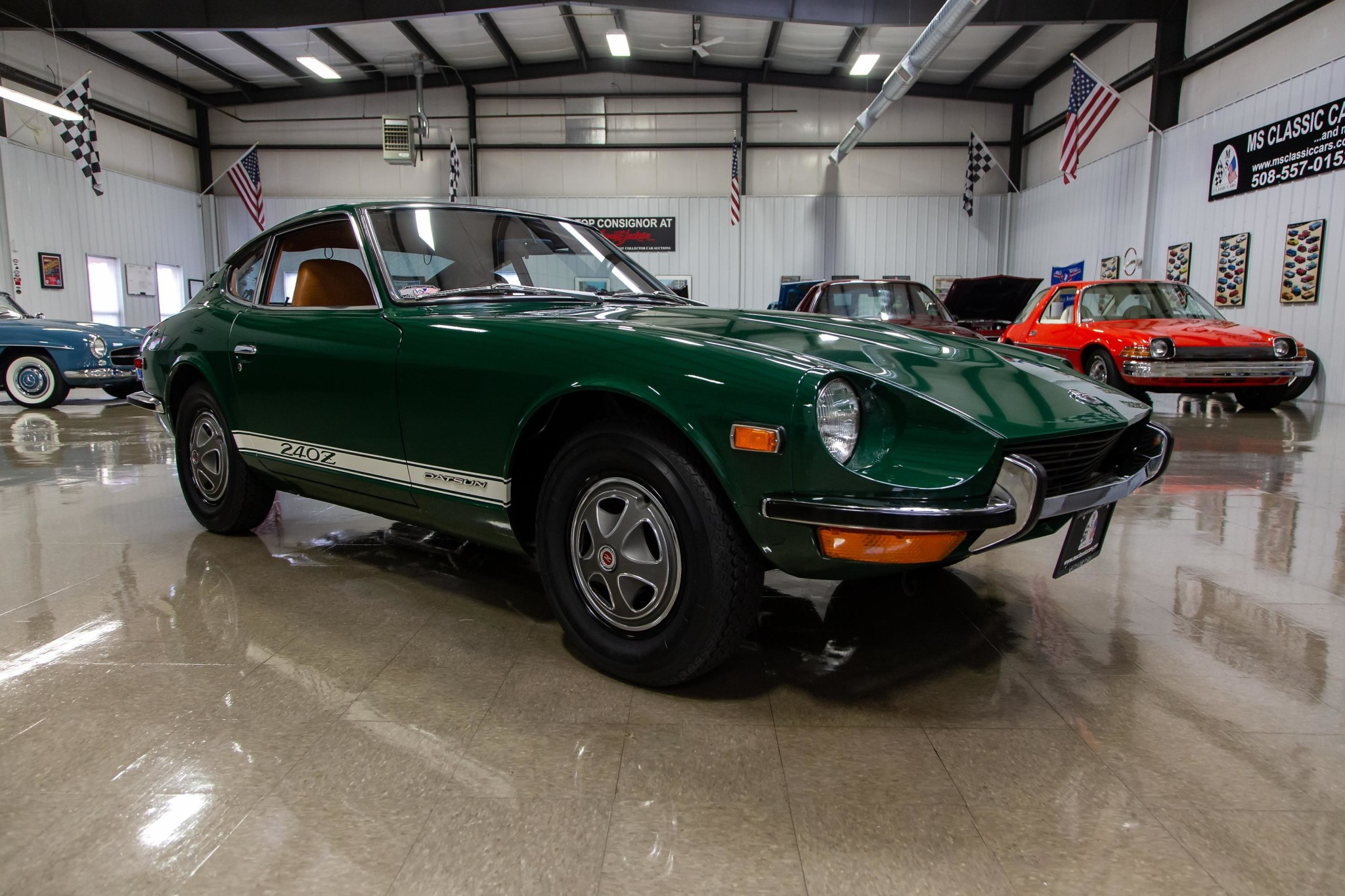 Why exactly did this 1971 Datsun 240Z command a record $310K? thumbnail