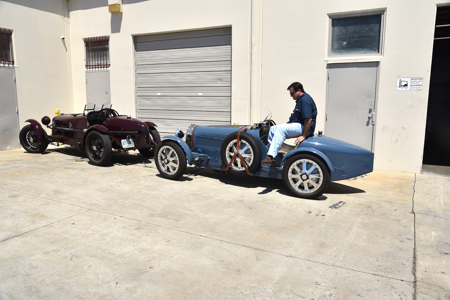 old alfa romeo and bugatti