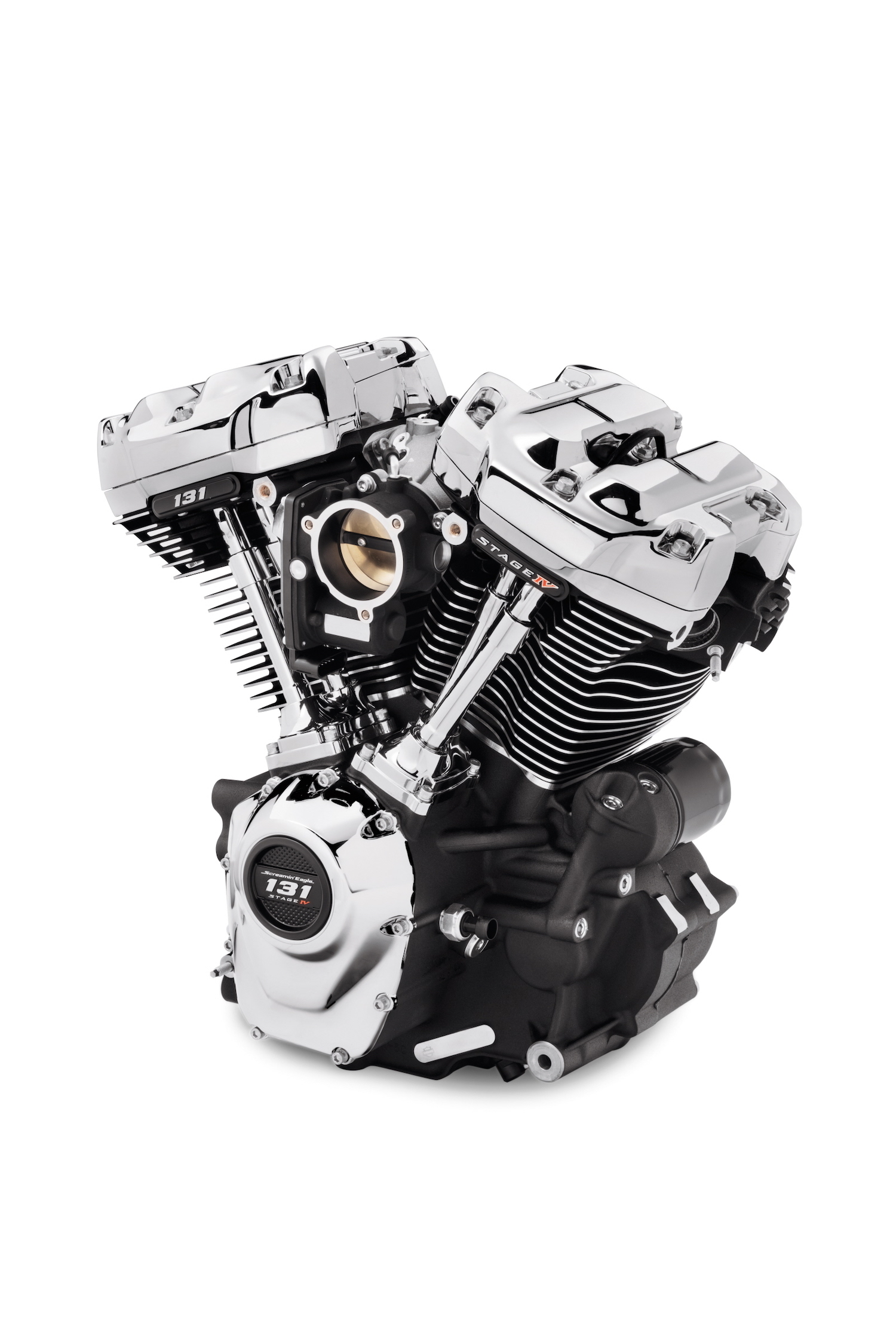 new screamin eagle 131 crate engine