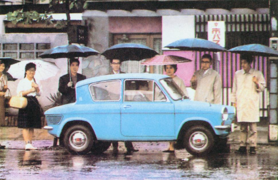 Mazda Carol 360 1962