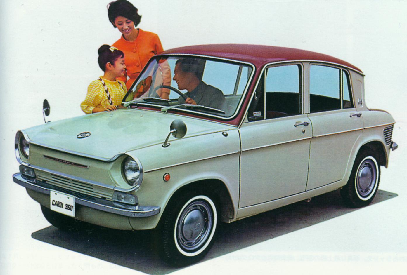 Mazda Carol 360 1966
