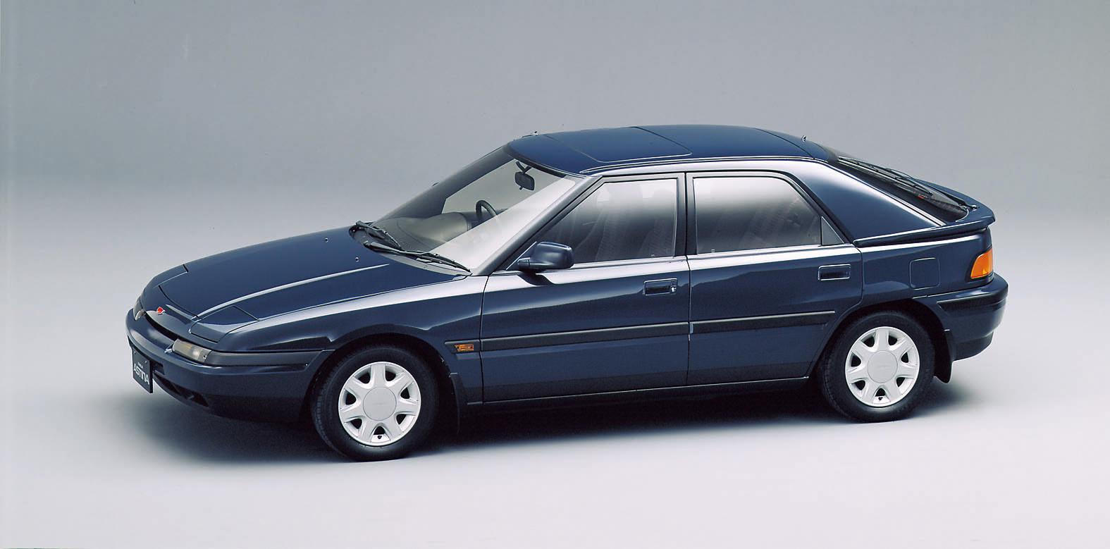 Mazda 323 Familia Astina 1989