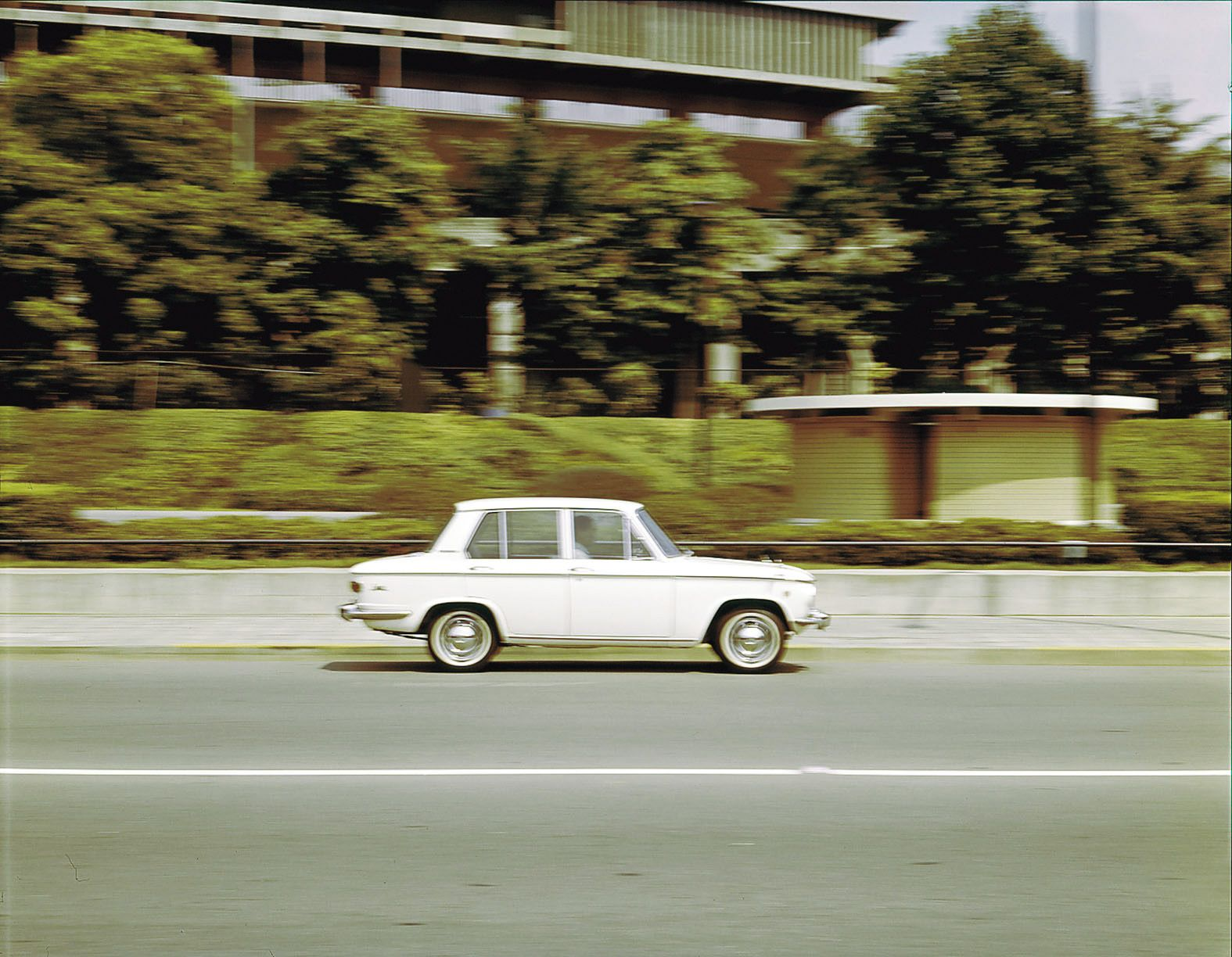 Mazda Familia Sedan 4-tuerig 1964