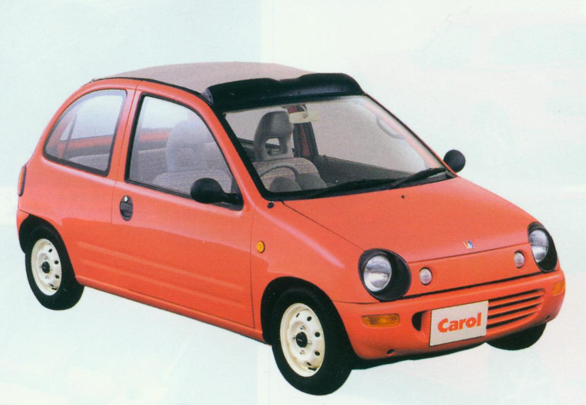 Mazda Autozam Carol 1989