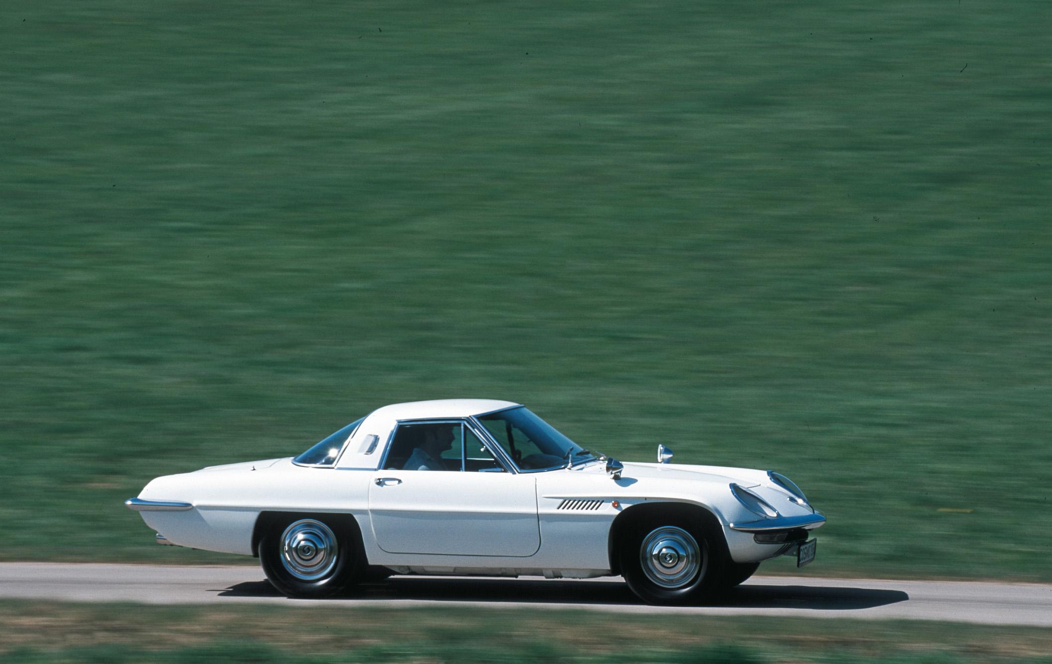 Mazda Cosmo Sport 110S - Baujahr 1968
