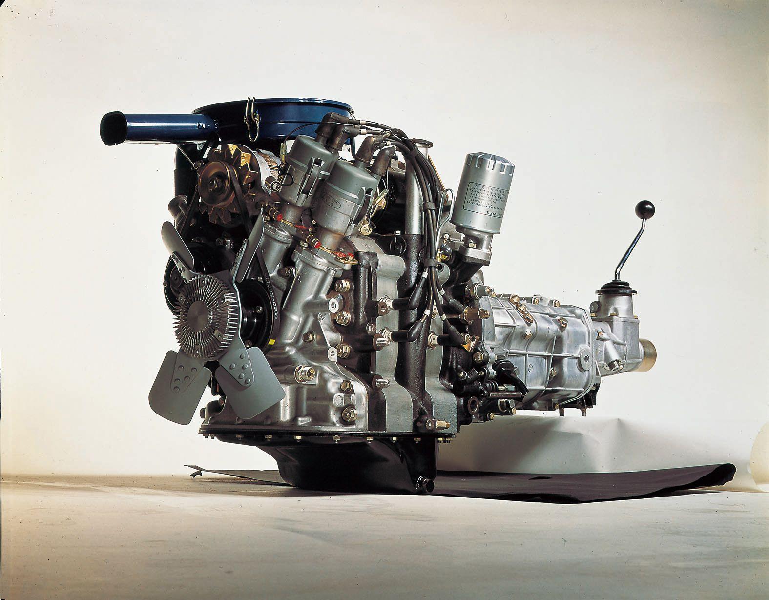 Mazda R100 Coupe ab 1967