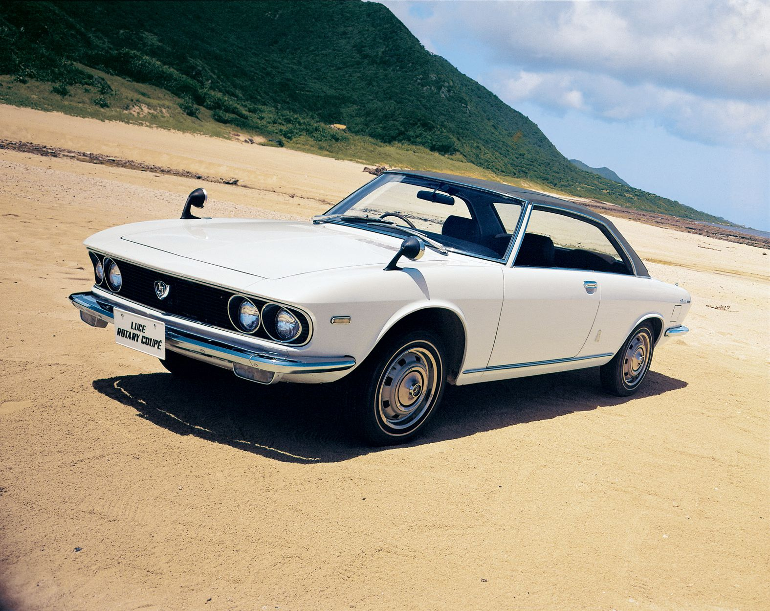 Mazda R130 Luce Rotary Coupe 1969