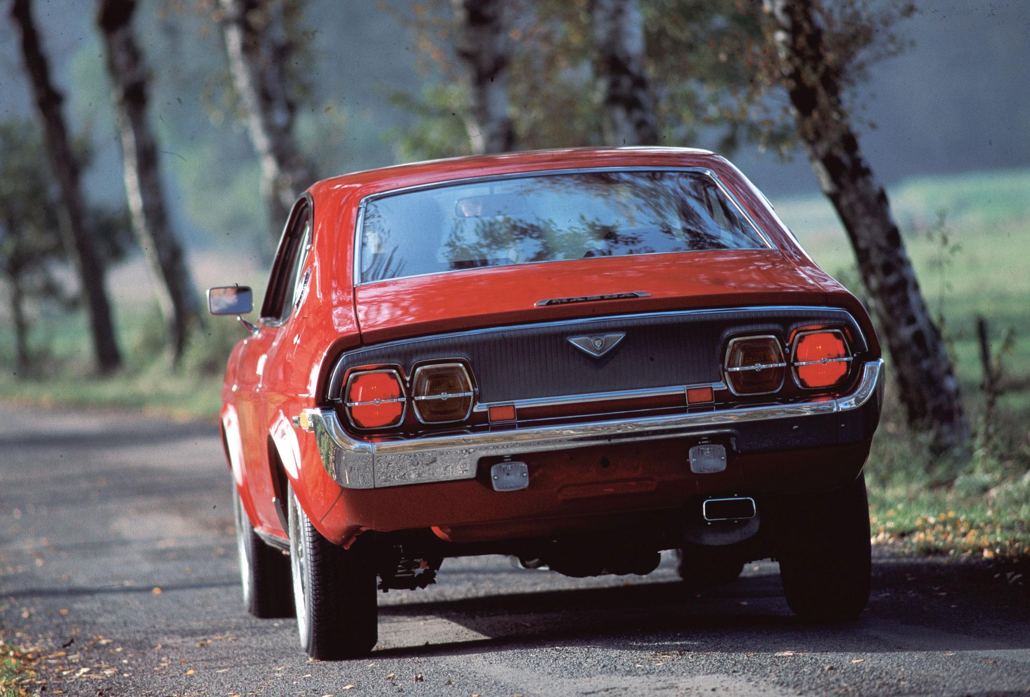 Mazda RX-4 ab 1972