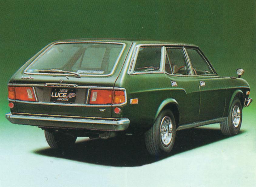Mazda RX-4 Luce AP 1976