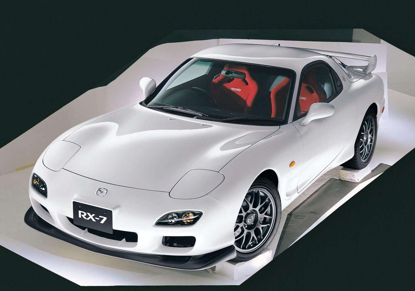 Mazda RX-7 RZ 2000